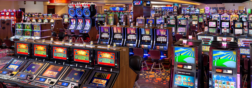 Getting the Most From Slot Games at the Casino